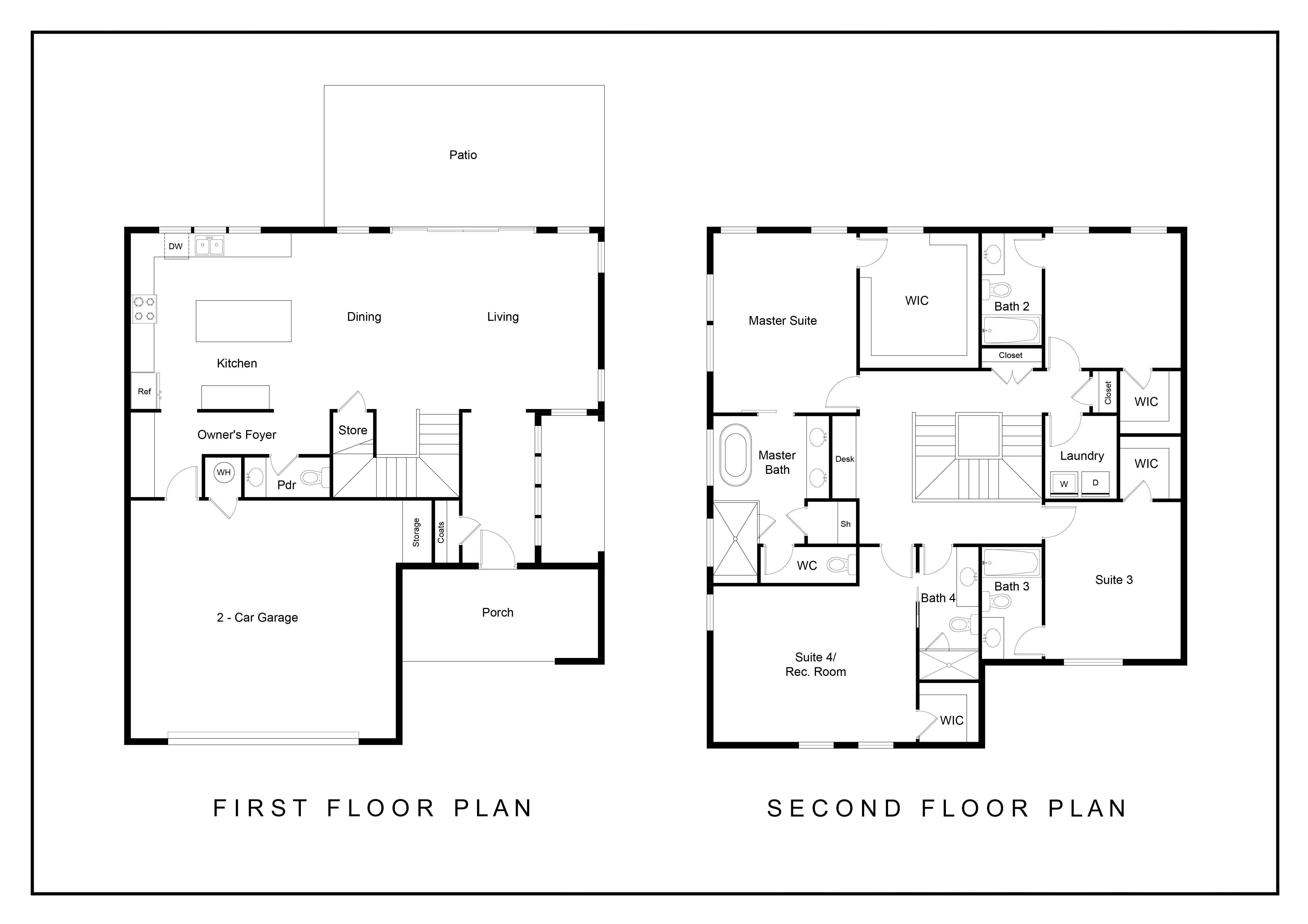 Floorplan - Campus Page 1