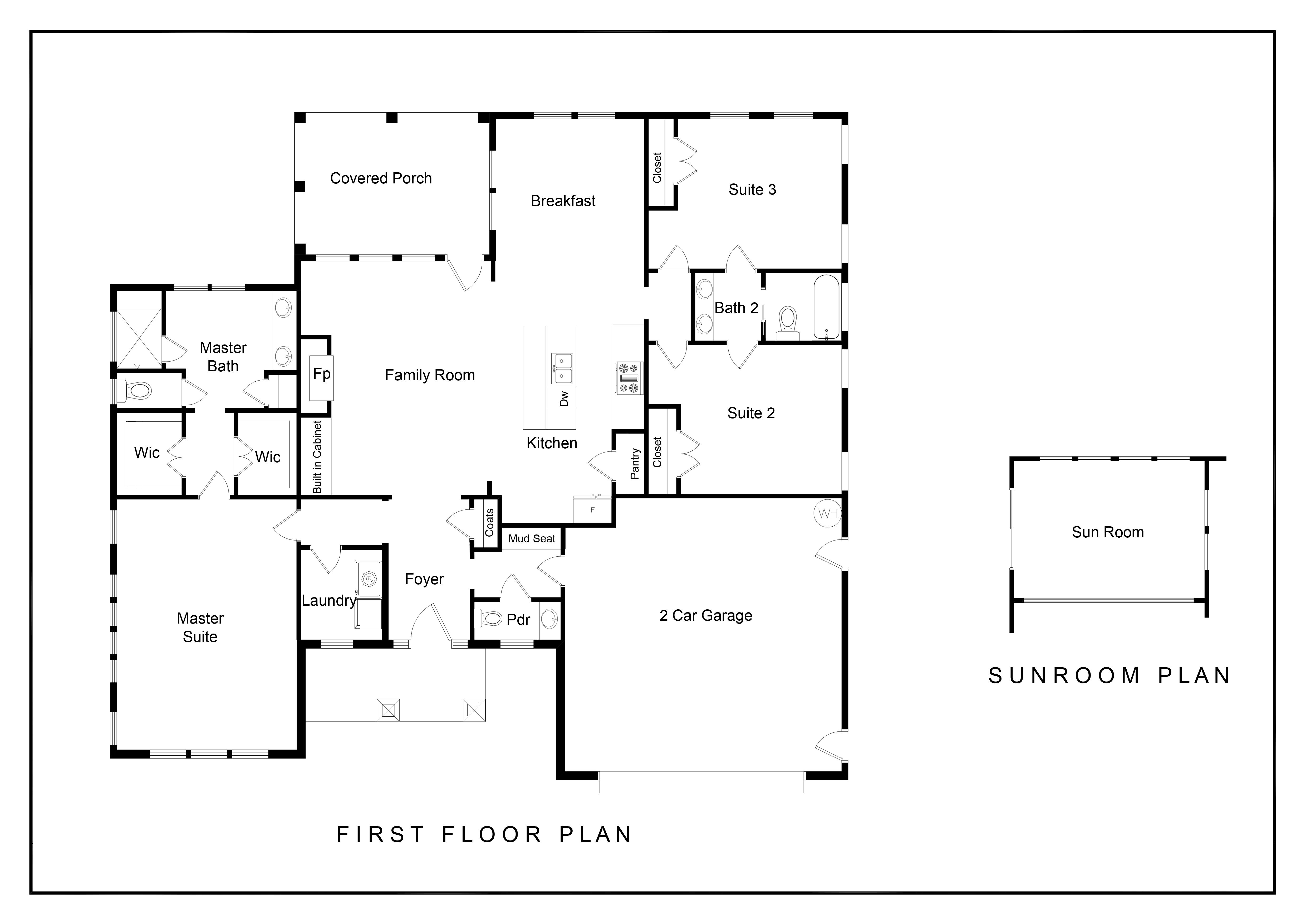 Floorplan - Willow