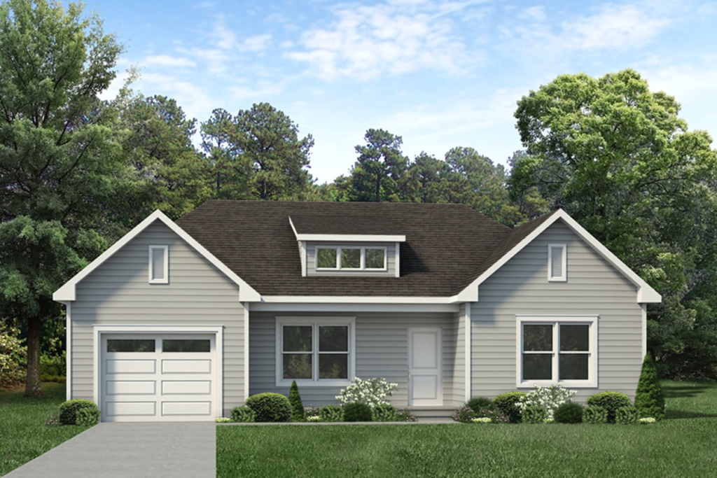 Rendering – 4508 Mountain Island Dr