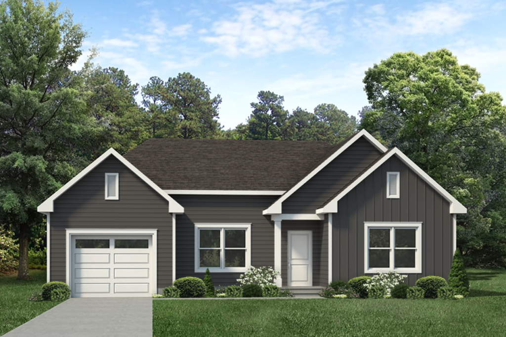 Rendering – 4524 Mountain Island Dr