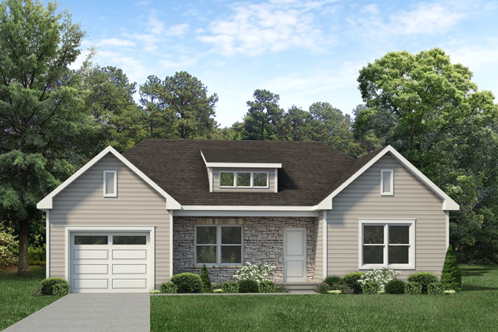 Rendering – 4530 Mountain Island Dr