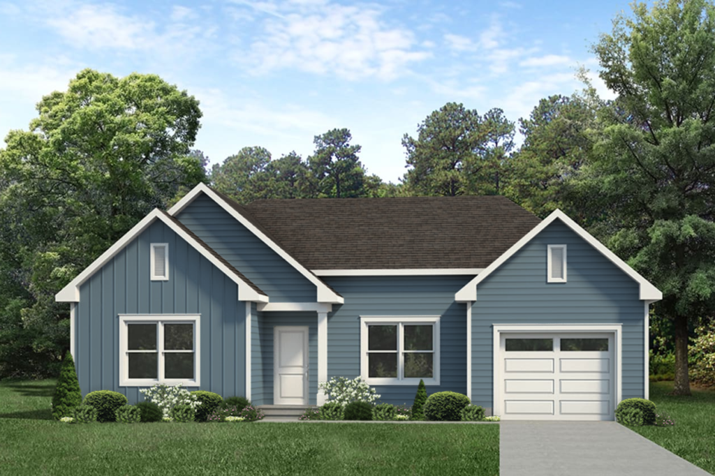 Rendering – 4536 Mountain Island Dr